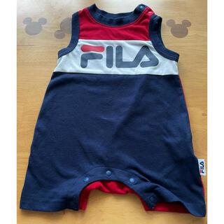FILA - FILA ロンパース 70