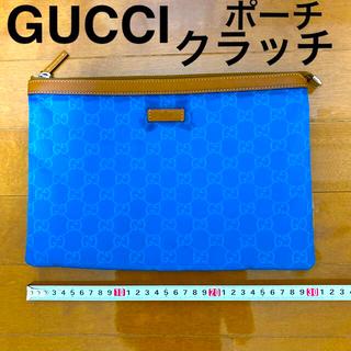 グッチ(Gucci)のグッチ ポーチ クラッチ バッグ かばん 化粧ポーチ 小物入れ プラダ エルメス(クラッチバッグ)