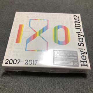 ヘイセイジャンプ(Hey! Say! JUMP)のHey!Say!JUMP 2007-2017 I/O(初回限定盤2)(ポップス/ロック(邦楽))