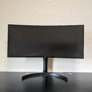 LG Electronics - LG 曲面ウルトラワイドモニター