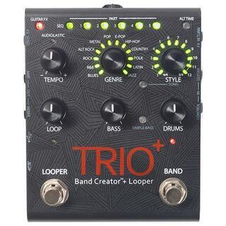 DigiTech TRIO+ Band Creator(エフェクター)
