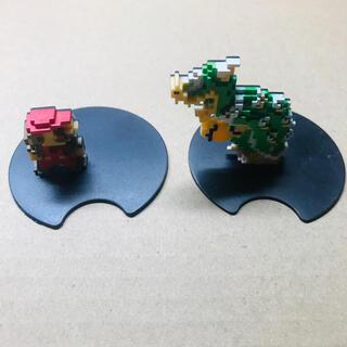 バンダイ(BANDAI)のマリオ クッパ フィギュア 非売品(ゲームキャラクター)