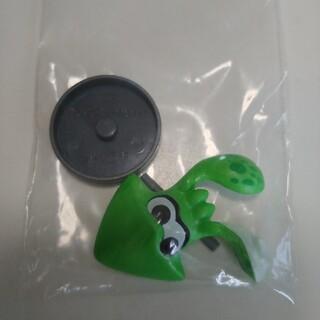 スプラトゥーン2  チョコエッグ イカ(ネオングリーン)(ゲームキャラクター)