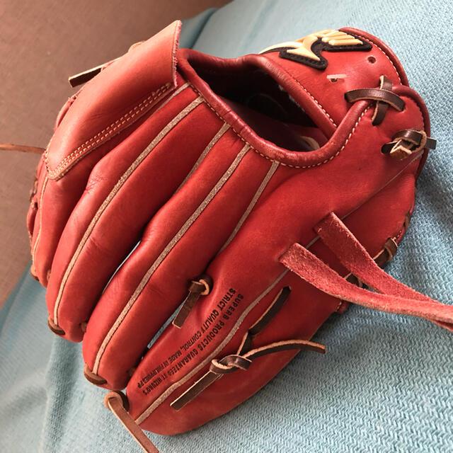 MIZUNO(ミズノ)のMIZUNO グローブ 左手 スポーツ/アウトドアの野球(グローブ)の商品写真
