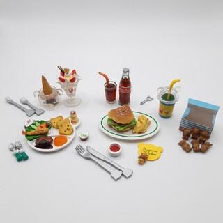 MegaHouse - メガハウス 食玩 こぐまキッチン  いろいろセット