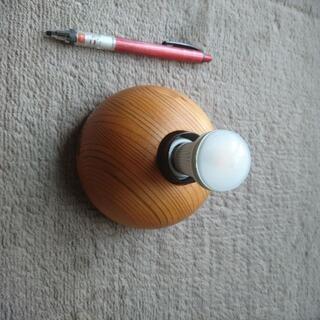 中古品メーカー不明 シーリングライト LED電球付き(天井照明)