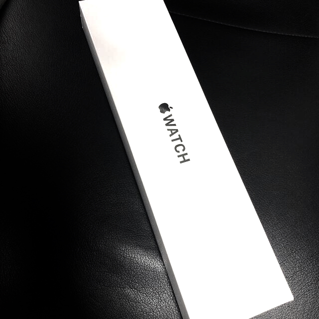 Apple Watch(アップルウォッチ)の新品未開封 Apple Watch SE GPS 44mm メンズの時計(腕時計(デジタル))の商品写真