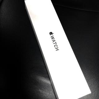 アップルウォッチ(Apple Watch)の新品未開封 Apple Watch SE GPS 44mm(腕時計(デジタル))