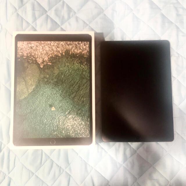 シュシュ様専用 iPad Pro 256GB 10.5 Cellular スマホ/家電/カメラのPC/タブレット(タブレット)の商品写真