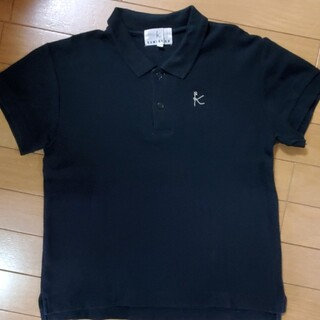 クミキョク(kumikyoku(組曲))のKUMIKYOKU ポロシャツ 130-140(Tシャツ/カットソー)