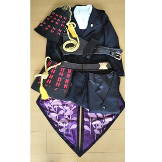 刀剣乱舞 燭台切光忠 通常 コスプレ衣装 コスモンド製(衣装一式)