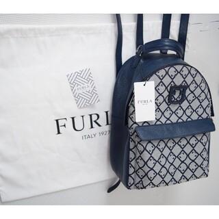 Furla - 未使用 FURLA フルラ リュック 柔らかい革製品 専用袋付 イタリア製 リュ