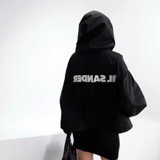Jil Sander - 2021春夏JIL SANDERショートの日焼け止めフードコート