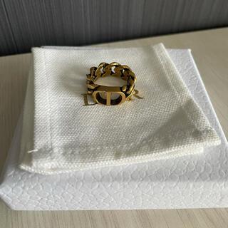 Dior - Dior リング ゴールド