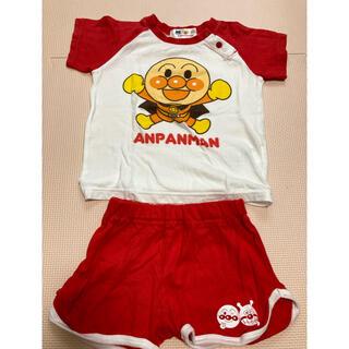 アンパンマン - アンパンマン  Tシャツ&短パン 90cm
