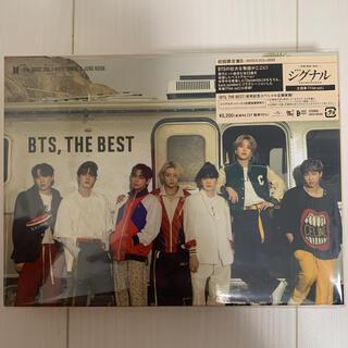 BTS、THE BEST 初回限定盤B 2CD+2DVD アルバム