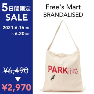 フリーズマート(FREE'S MART)のSALE 【新品】FREE'S MART×BRANDALISED トートバッグ(トートバッグ)