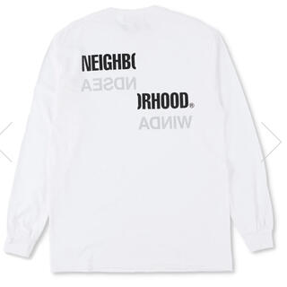 ネイバーフッド(NEIGHBORHOOD)のLサイズ ネイバーフッド ウィンダンシー ロングTシャツ ロンティー ロンt(Tシャツ/カットソー(七分/長袖))