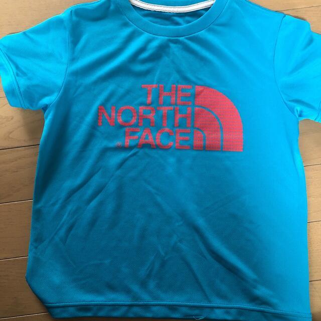 THE NORTH FACE(ザノースフェイス)のTシャツ130 キッズ/ベビー/マタニティのキッズ服男の子用(90cm~)(Tシャツ/カットソー)の商品写真