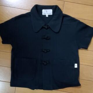 クミキョク(kumikyoku(組曲))のKUMIKYOKU カットソー 90-100(Tシャツ/カットソー)