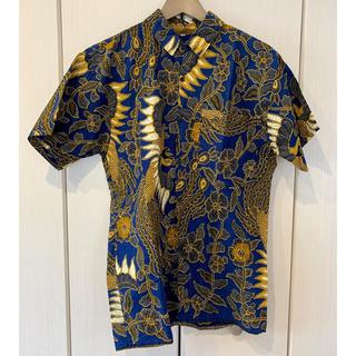 Sun Surf - アロハシャツ アフリカン 総柄 XL