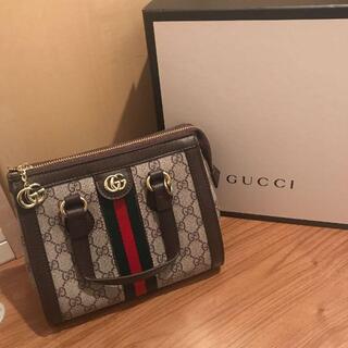 グッチ(Gucci)のGUCCI オフィディア GG スモールトートバック(ハンドバッグ)