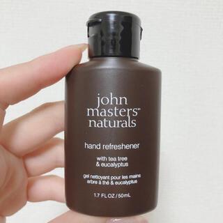 ジョンマスターオーガニック(John Masters Organics)のジョンマスターオーガニック ハンドリフレッシュナー(ハンドクリーム)