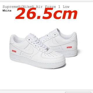 シュプリーム(Supreme)のSupreme Nike Air Force 1 Low 26.5cm(スニーカー)
