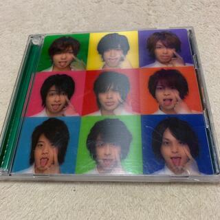 ヘイセイジャンプ(Hey! Say! JUMP)のJUMP WORLD(初回限定盤)(ポップス/ロック(邦楽))