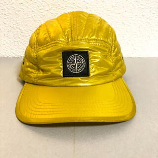 STONE ISLAND - [新品] Stone island ストーンアイランド キャップ 帽子