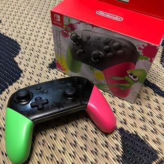 Nintendo Switch - Nintendo Switch Proコントローラー プロコン スプラトゥーン2