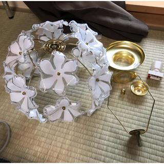 プルメリア 照明☆花(天井照明)