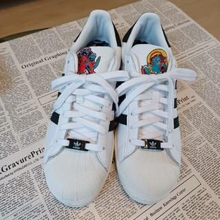 adidas - adidas Originals SUPERSTAR風神雷神