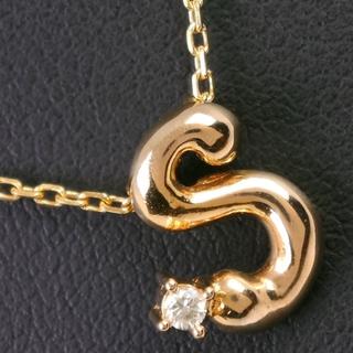 TASAKI - タサキ S     K18イエローゴールド ダイヤモンド