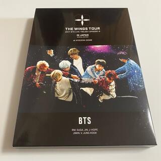 ボウダンショウネンダン(防弾少年団(BTS))のBTS WINGS DVD 初回限定版(ミュージック)