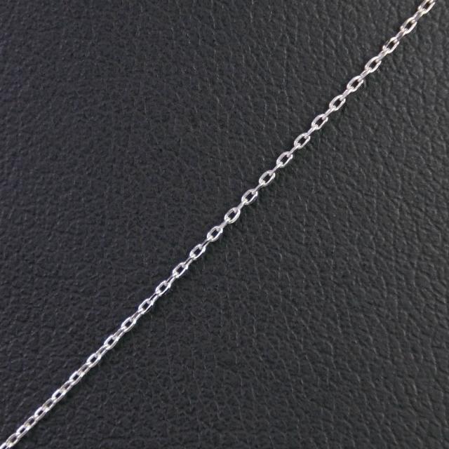 STAR JEWELRY(スタージュエリー)のスタージュエリー      K18ホワイトゴールド ダイヤモンド レディースのアクセサリー(ネックレス)の商品写真