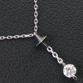 STAR JEWELRY - スタージュエリー      K18ホワイトゴールド ダイヤモンド