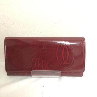 カルティエ(Cartier)のCartier カルティエ 小物 財布 長財布 レディース ブランド アイテム(財布)