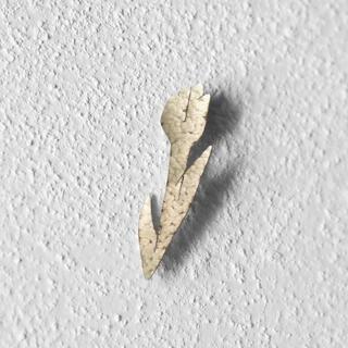 ミナペルホネン(mina perhonen)の[新作]チューリップ 真鍮ブローチ アクセサリー ハンドメイド ミナペルホネン(コサージュ/ブローチ)