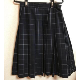 サマースカート 高校生(制服)(ひざ丈スカート)