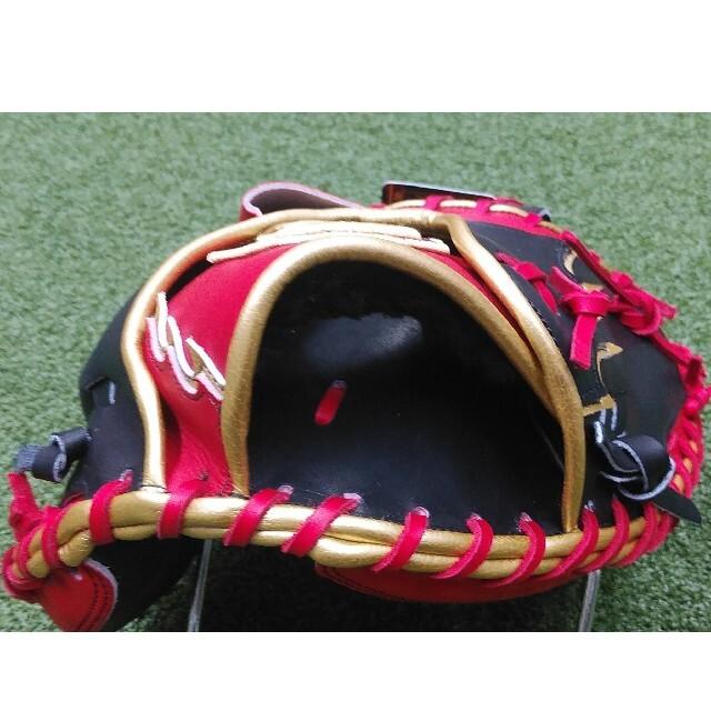 wilson(ウィルソン)のWILSON [ウィルソン]軟式 捕手用グローブ スポーツ/アウトドアの野球(グローブ)の商品写真