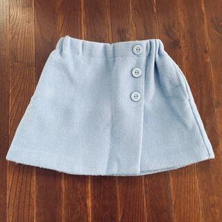 プティマイン(petit main)のプティマイン ラップスカート(スカート)
