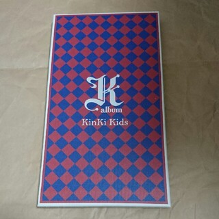 キンキキッズ(KinKi Kids)のKinKi Kids K album(ポップス/ロック(邦楽))