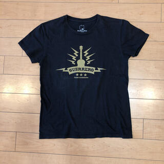 パウエル(POWELL)の超希少 限定 Tommy Guerrero バンド Tシャツ オールドスケート(Tシャツ/カットソー(半袖/袖なし))