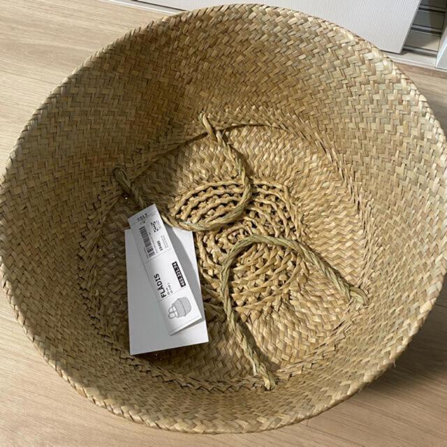 IKEA(イケア)のIKEA FLÅDIS フローディス バスケット カゴ インテリア/住まい/日用品のインテリア小物(バスケット/かご)の商品写真