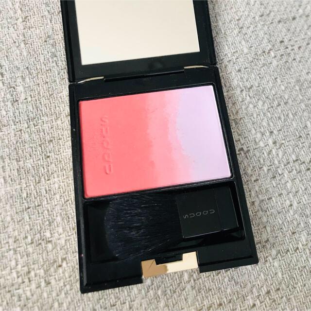 SUQQU(スック)のsuqqu ピュアカラーブラッシュ 06 コスメ/美容のベースメイク/化粧品(チーク)の商品写真