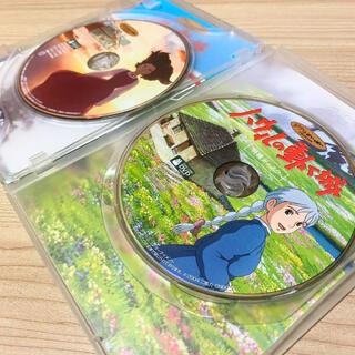 ジブリ(ジブリ)のジブリ正規品⭐️ ハウルの動く城+ゲド戦記 DVD2作品セット(アニメ)
