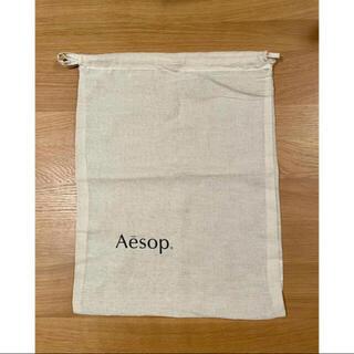 イソップ(Aesop)のAesop・巾着大(ショップ袋)