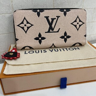 LOUIS VUITTON - ルイヴィトン クラフティ ジッピー