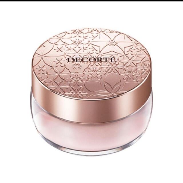 COSME DECORTE(コスメデコルテ)のコスメデコルテ フェイスパウダー glow pink 80 コスメ/美容のベースメイク/化粧品(フェイスパウダー)の商品写真